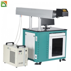 wood plastic co2 small laser cutting and engraving machine manufacturers