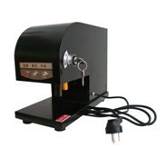 Electrical automatic embossing stamp machine